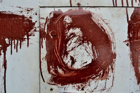 claret: Red, claret, a circle, an expression, ring ,wall; dirty; backgrounds
