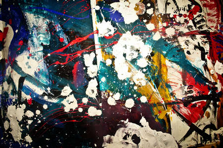 grafitti: texture , Trace; ; paint; abstract; color; background