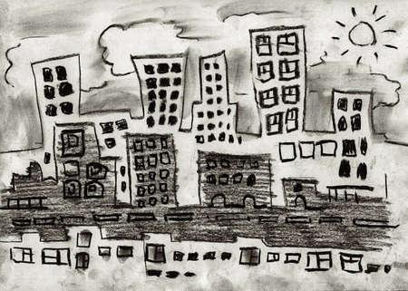 urban decline: abstract;city