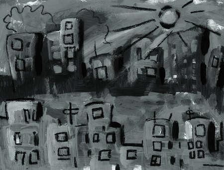 expressional: Big city