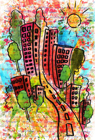 expressional: Solar city