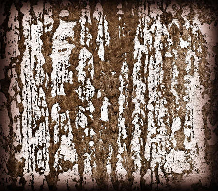Dirty wall.Cross  Bruises of paint Stock Photo - 10740955