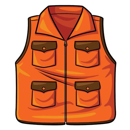 Vest Cartoon Imagens - 117626942