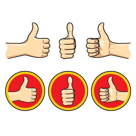 Thumb Up Imagens - 127914412