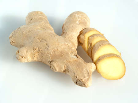 Ginger, Zingiber officinale