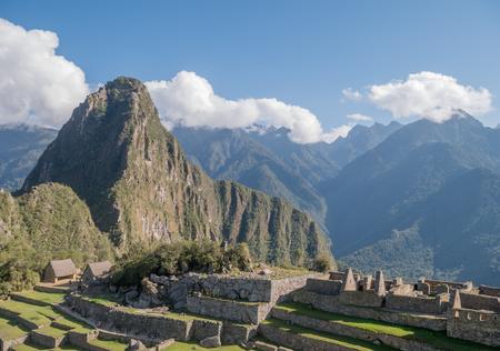 urubamba valley: Machu Picchu, the ancient Inca city in the Andes, Cusco, Peru