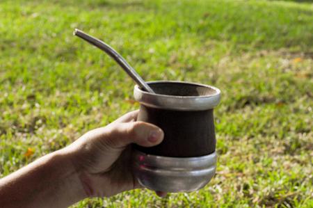Argentine Yerba Mate oudoors