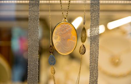 Italian Pendant in a Jewelry
