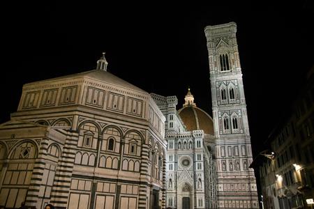 Florence Cathedral, Basilica di Santa Maria del Fiore in Florence, Italy