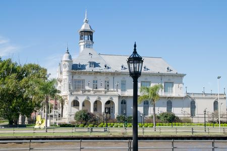 Kunstmuseum von Tigre City, Buenos Aires, Argentinien