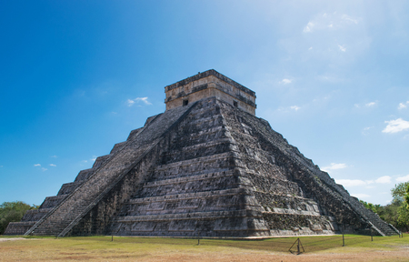 Kukulkan Temple, Chichen Itza, Mexico