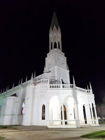 Virgin Girl Church in Villa Elisa, Entre Rios Province, Argentina