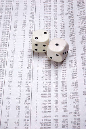 Dice over Sheet Accounts