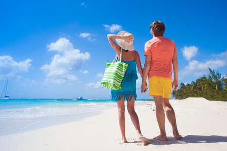 playas tropicales: remoto playas tropicales y países. concepto de viaje Foto de archivo