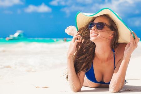 원격 열대 해변과 국가. 여행 개념 스톡 콘텐츠