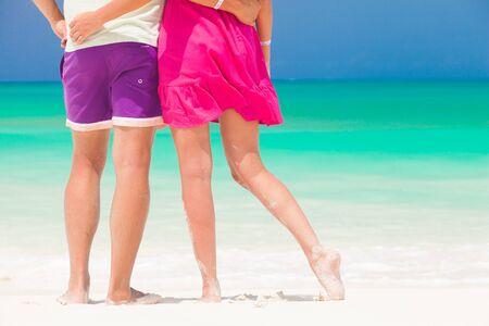 plages et pays tropicaux éloignés. concept de voyage Banque d'images