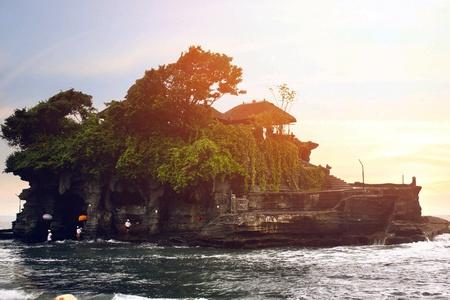 pura: Ancient Pura at Tanah Lot Bali