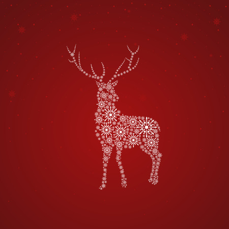 x mas background: Blank template for cover, background or card design with Christmas theme