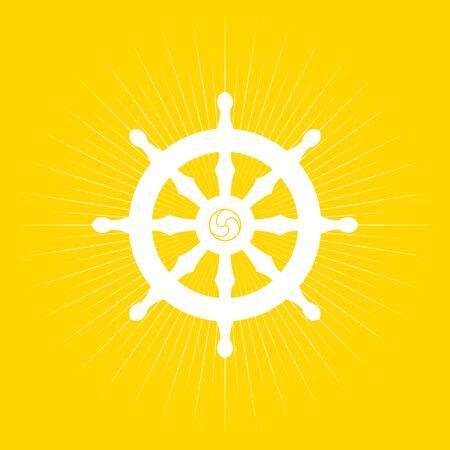 dharma: Dharma Wheel, Buddha, Buddhism, religion symbol
