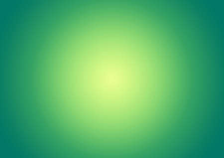 Smooth green background. Vector illustration for graphic design with copy space