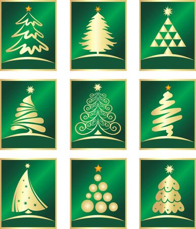 christmas design elements Stock Vector - 3801730