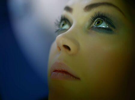 beautiful woman photo