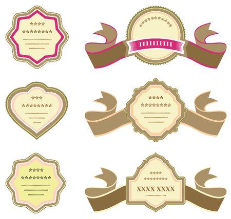 message vector: set of design elements