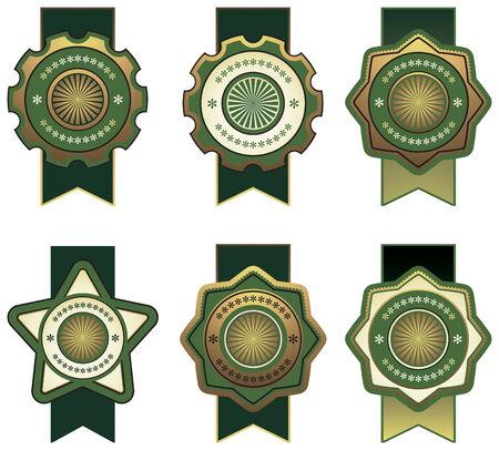 set of design elements Stock Vector - 5265100