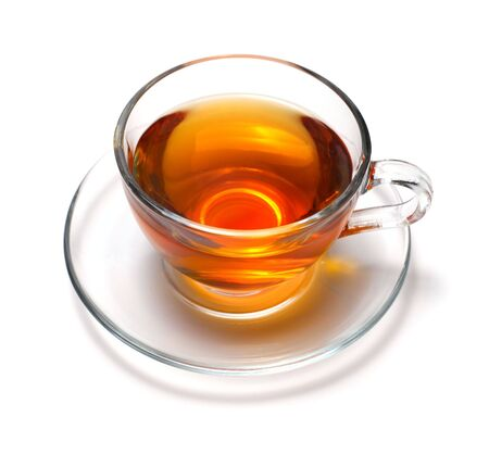 cup with tea  photo