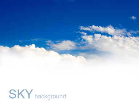 sky background photo