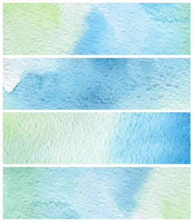 paper watercolor painted background Stock Photo - 8169794