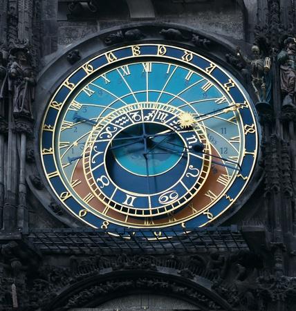 praga: The Prague Astronomical Clock