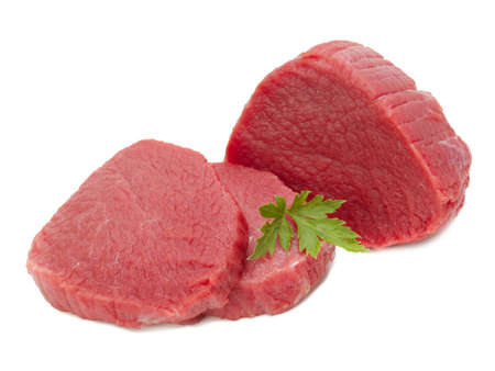 at meat: raw meat