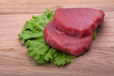 raw meat Stock Photo - 8348609