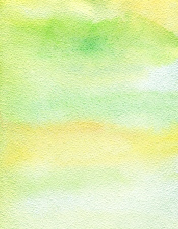 watercolor technique: paper watercolor painted background
