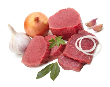 raw meat Stock Photo - 8446481