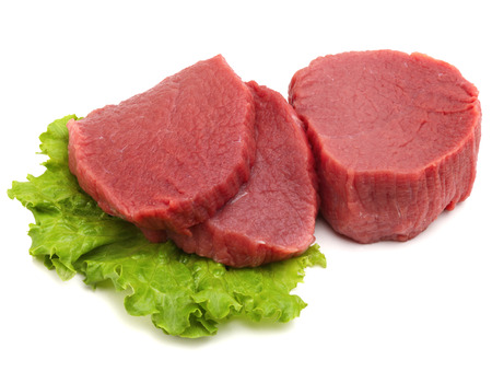rind: rohes Fleisch