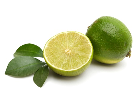 lime and leaf photo