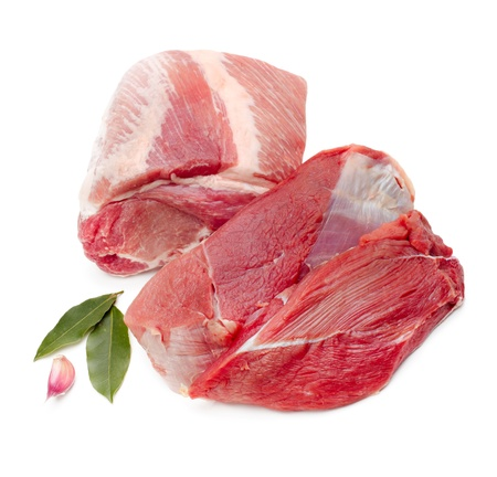 raw meat Stock Photo - 9442768