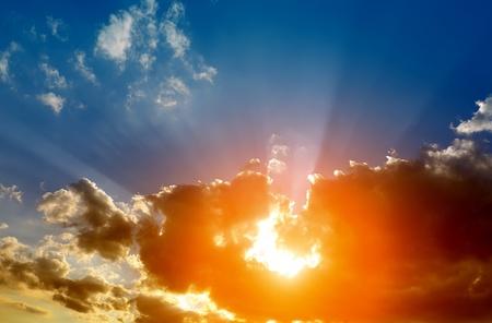 dramatic sky Stock Photo - 9950321