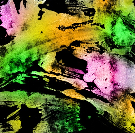 acryle: Abstract acrylic painted background