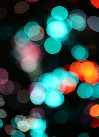 de focus: abstract blur background