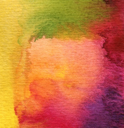 art palette: Abstract watercolor painted background