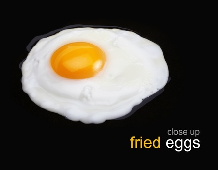 fried egg Stock Photo - 13365738