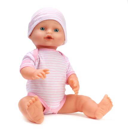 baby doll: baby doll Stock Photo