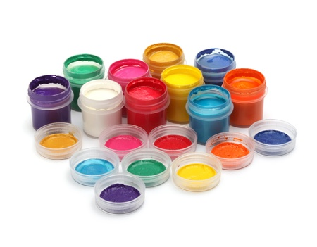 acryle: colors can