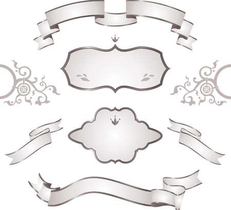 set of design elements Stock Vector - 12957193