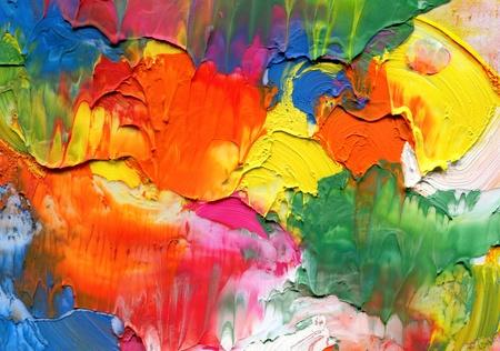 Abstrait acrylique peint fond