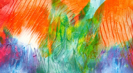 Abstract acrylic painted background Stock Photo - 14960713