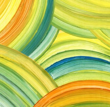 pinturas abstractas: Fondo abstracto de la pintura acr�lica